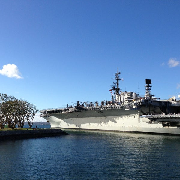 Photo prise au USS Midway Museum par Nick G. le1/7/2013