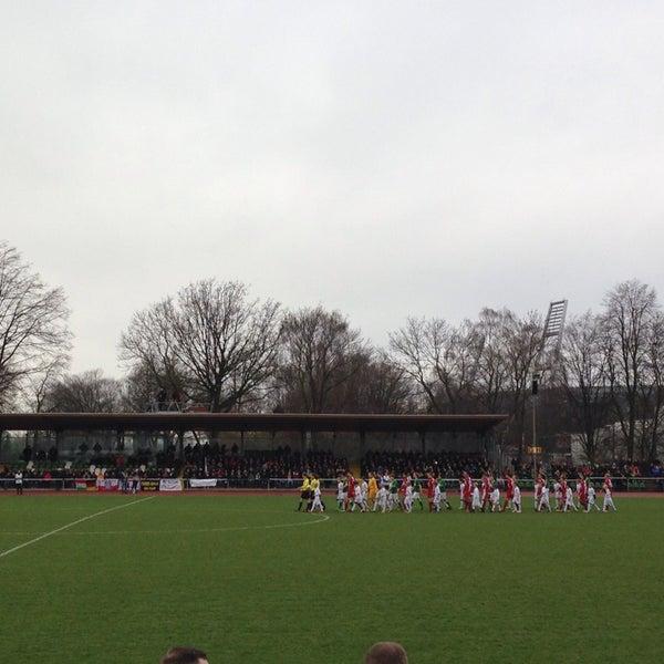 Stadion Platz 11