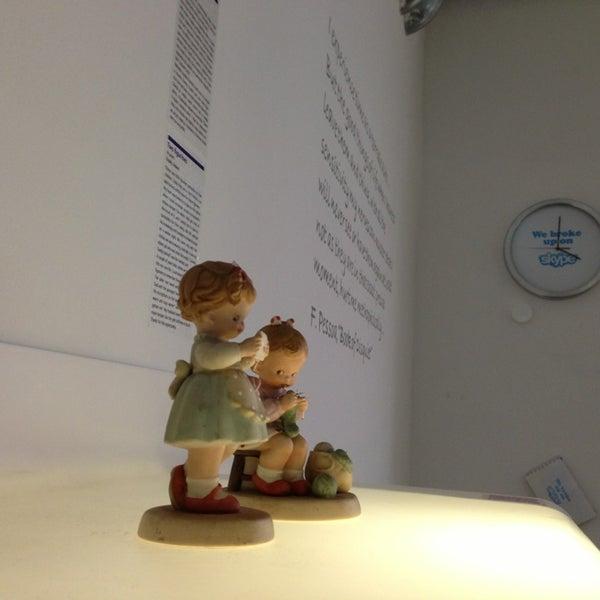 2/19/2013 tarihinde Andrew G.ziyaretçi tarafından Muzej prekinutih veza | Museum of Broken Relationships'de çekilen fotoğraf