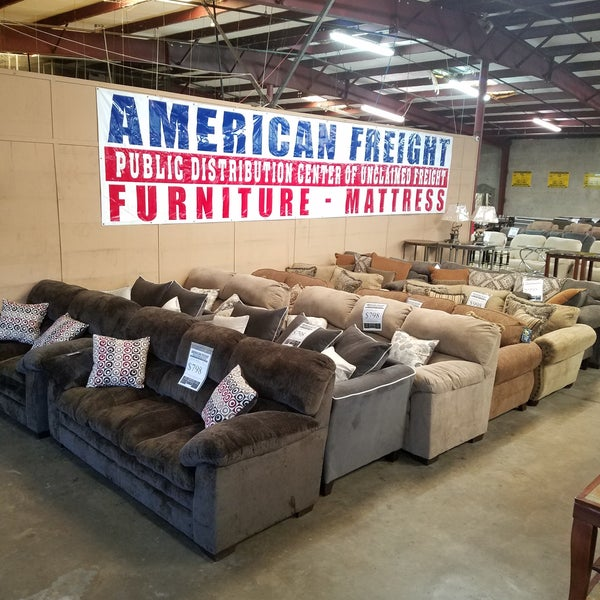 American Freight Furniture and Mattress - Shreveport, LA