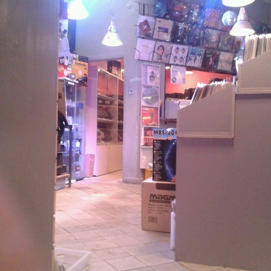 11/17/2012에 Jenya U.님이 Baza Record Shop에서 찍은 사진