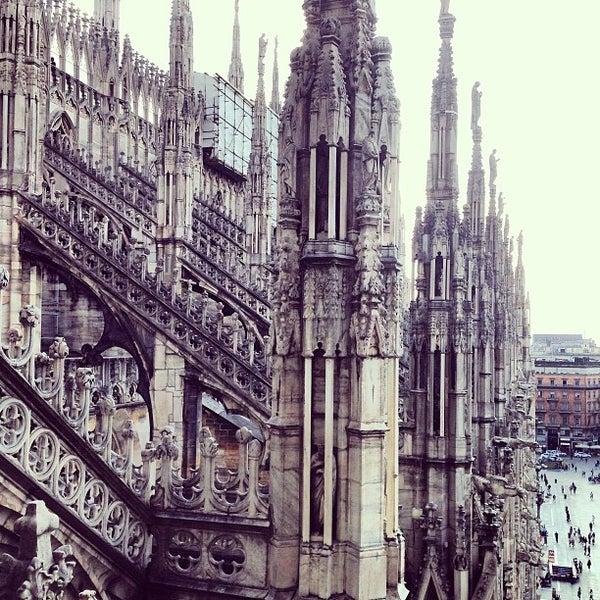 Photo prise au Dôme de Milan par Jane O. le5/14/2013
