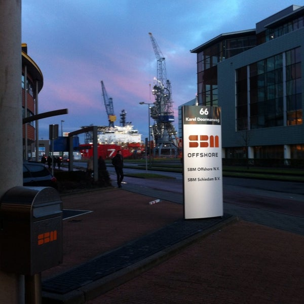 Photos at SBM Offshore - Vlaardingen, Zuid-Holland