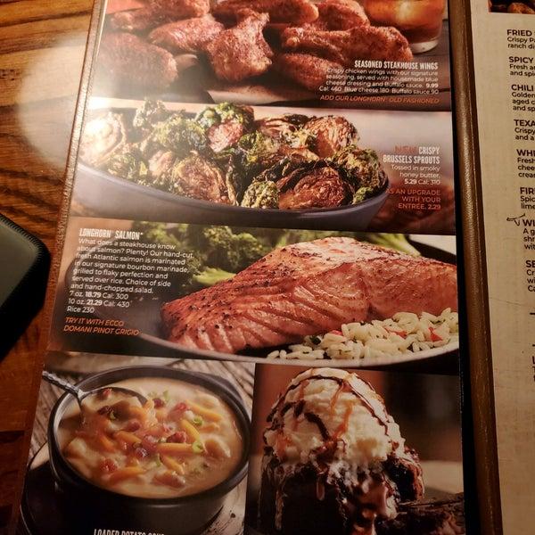 Photos At Longhorn Steakhouse 1425 E San Marnan Dr