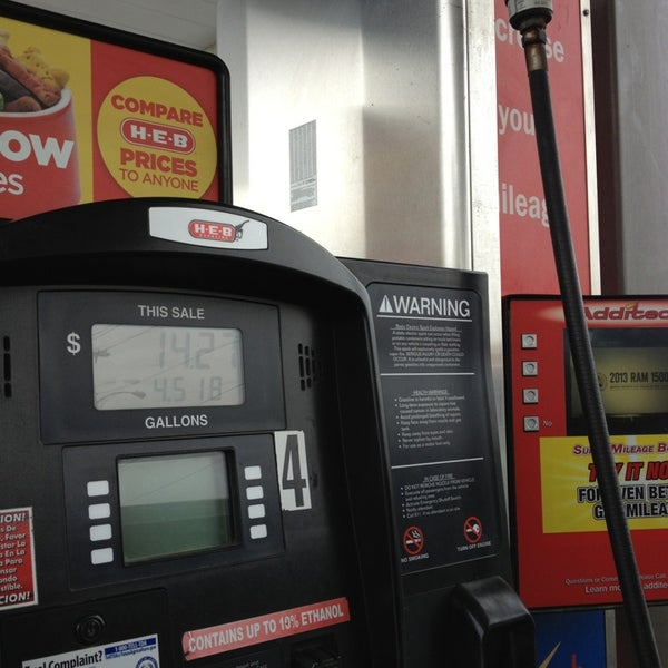 Heb Gas Prices >> Photos At Heb Gas Pumps 2 Tips From 67 Visitors