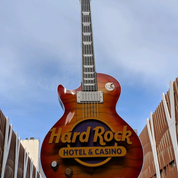 hard rock casino atlantic city music