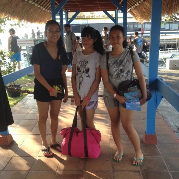 6/11/2014에 Iriani irenne T.님이 Bali Hai Cruises에서 찍은 사진