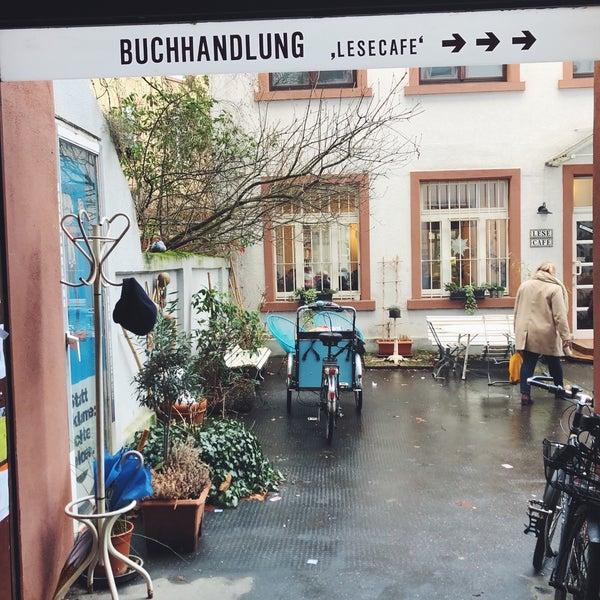 Fotos Bei Lesecafé Café In Sachsenhausen Nord