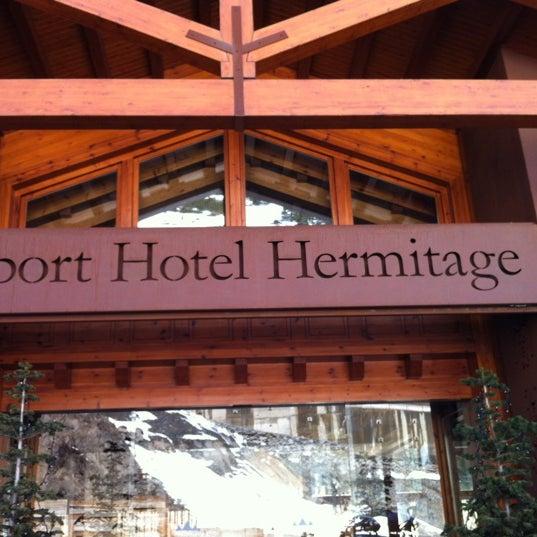 รูปภาพถ่ายที่ Sport Hotel Hermitage & Spa โดย Joao L. เมื่อ 3/20/2013
