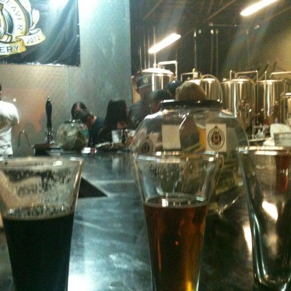 3/3/2013にDevin S.がBelching Beaver Breweryで撮った写真