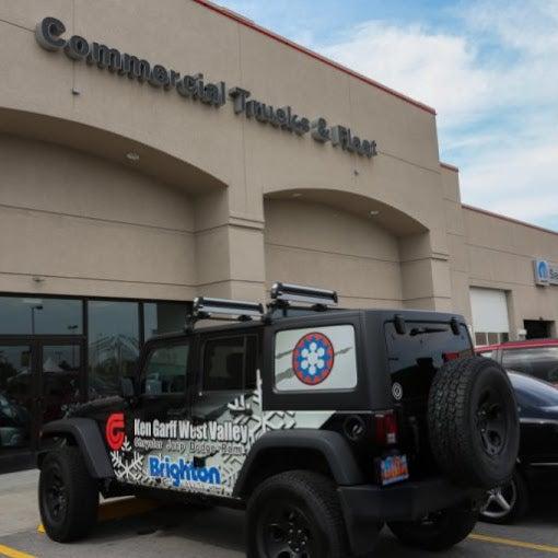 West Valley Chrysler Jeep >> Ken Garff West Valley Chrysler Jeep Dodge Ram - 4175 W 3500 S