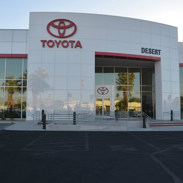 Toyota Of The Desert >> Photos At Toyota Of The Desert Auto Dealership In