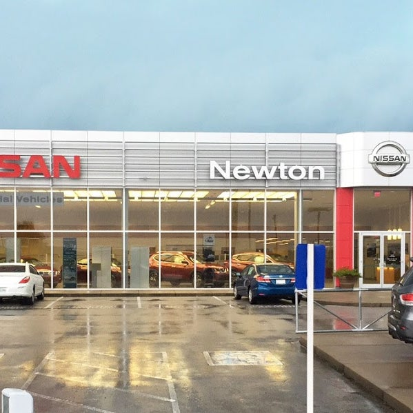 Newton Nissan South >> Photos At Newton Nissan South 2 Visitors