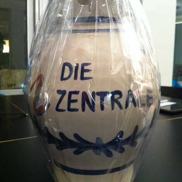 Foto tomada en Die Zentrale Coworking por Karsten S. el 1/24/2013