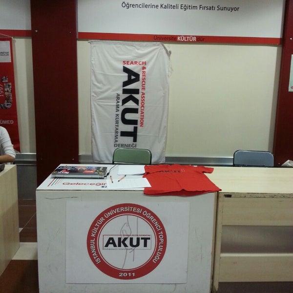 Foto tirada no(a) İstanbul Kültür Üniversitesi por Ahmet S. em 9/2/2013