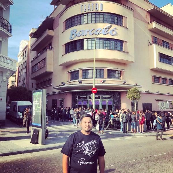 Foto tomada en Teatro Barceló por Romeritron el 3/6/2017