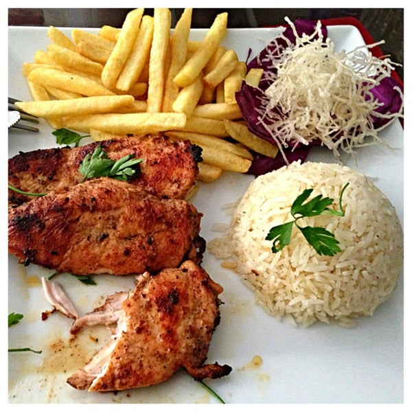 Hungry? Want a delicious meal? Go for grilled chicken.. Delish and moist!