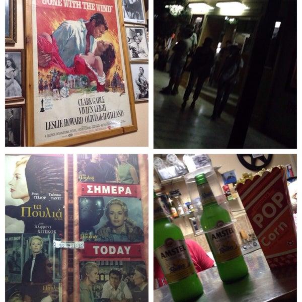 Photo prise au Cine Thisio par Val P. le8/1/2013