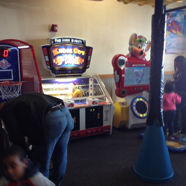 Chuck E  Cheese's (Now Closed) - Arcade in Richmond