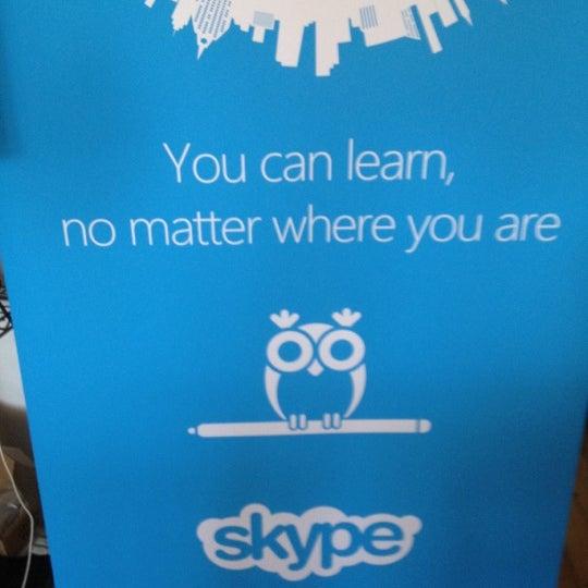 Photo prise au GroupMe HQ par Tobias le11/9/2012