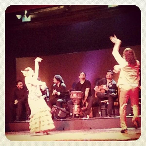 Снимок сделан в Palacio del Flamenco пользователем Ilya B. 5/15/2013