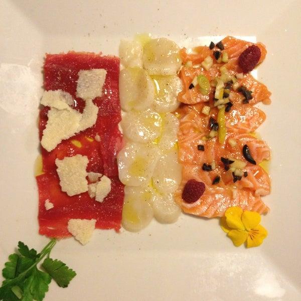 Photo prise au Restaurant de l'Ogenblik par Philip G. le1/23/2013