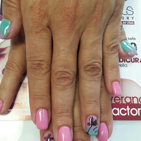 Photos At Nails Factory Nail Salon In Fuenlabrada