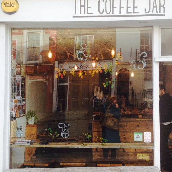Foto tirada no(a) The Coffee Jar por The Coffee Jar em 11/4/2014