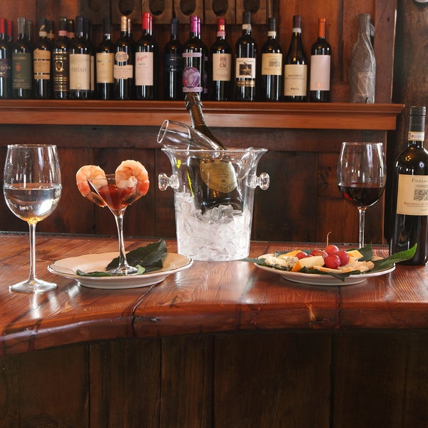 Photo Taken At Brunello Wine Bar By On 11 3 2014