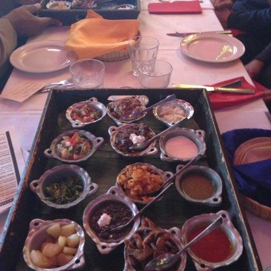 12/1/2012 tarihinde Melanie S.ziyaretçi tarafından Mestizo'de çekilen fotoğraf