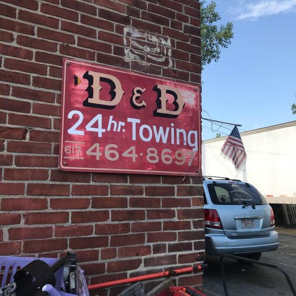 D & D Towing >> Photos At D D Towing Columbus Park Andrew Square 1 Tip