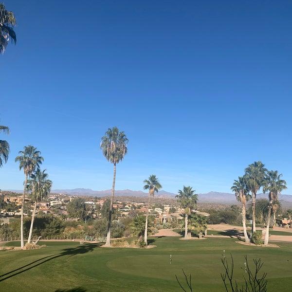 Das Foto wurde bei Desert Canyon Golf Club von Mallory am 1/17/2021 aufgenommen