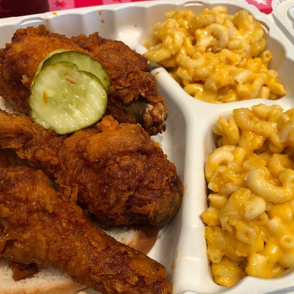 Hot Chicken Takeover Fried Chicken Joint In Short North