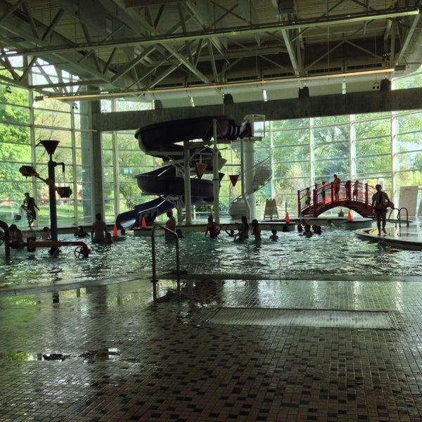 Sugar House Salt Lake City: Fairmont Aquatic Center