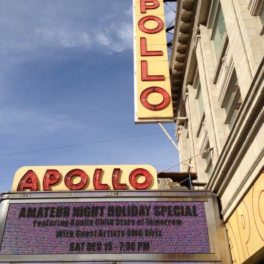Das Foto wurde bei Apollo Theater von Sue H. am 11/17/2012 aufgenommen