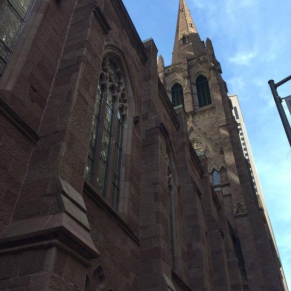 Foto diambil di Fifth Avenue Presbyterian Church oleh Gary K. pada 4/11/2017