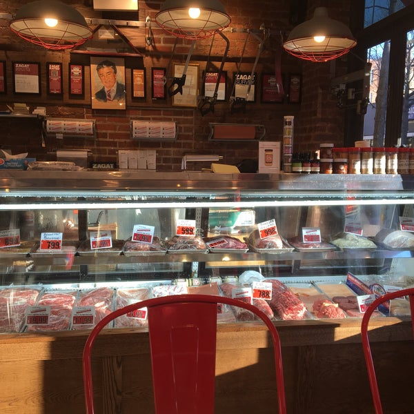 Ottomanelli's burger joint recently combined with their historic butcher shop. Really nicely updated interior and the burgers taste better than I remembered.
