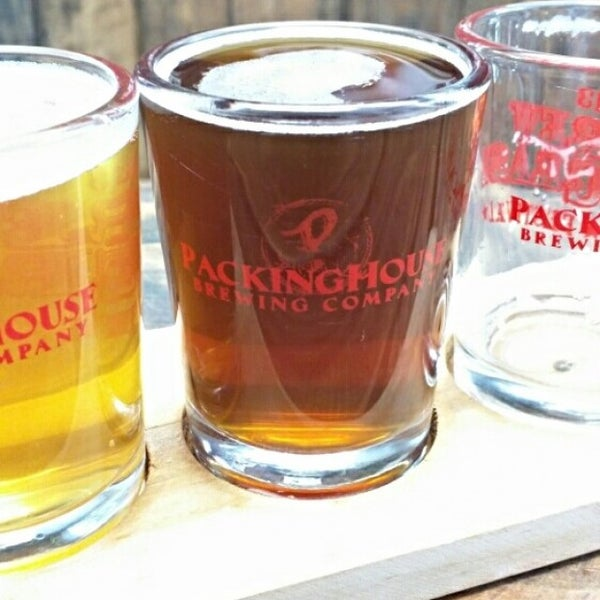 3/26/2016にDennisがPackinghouse Brewing Companyで撮った写真
