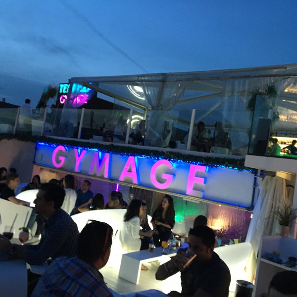 Photos At Terraza Gymage Beer Garden In Madrid