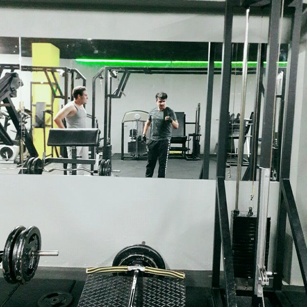 Photos at garage gym fittnes club other event in Çubuklu