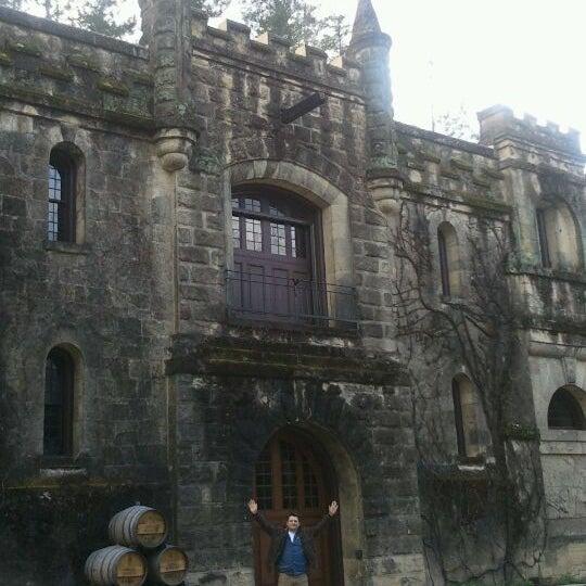 Снимок сделан в Chateau Montelena пользователем Gerry V. 3/11/2012