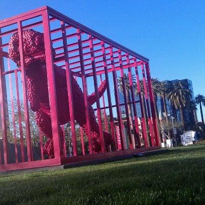 Снимок сделан в Phoenix Art Museum пользователем Anthony R. 2/4/2012