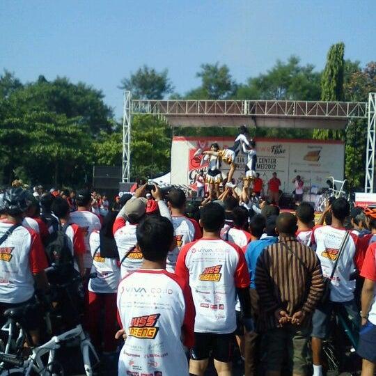 Das Foto wurde bei Jogja Expo Center (JEC) von widian E. am 5/27/2012 aufgenommen