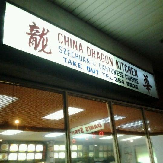 China Dragon Kitchen 18 Village Ave