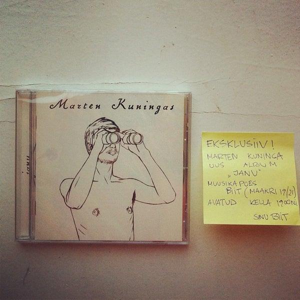 Снимок сделан в Biit Me Record Store / Oü Biitmii пользователем Madis N. 6/15/2012