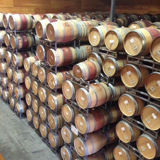 Foto scattata a Peju Province Winery da Jeff K. il 8/5/2012