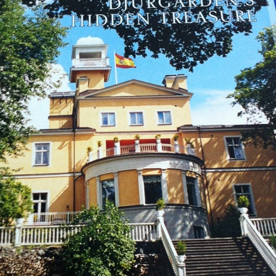 Spanska ambassaden stockholm