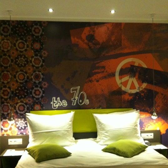 4/21/2012 tarihinde Moniziyaretçi tarafından Hotel Berlin'de çekilen fotoğraf