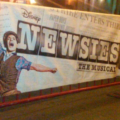 8/19/2012にMegan E.がNederlander Theatreで撮った写真