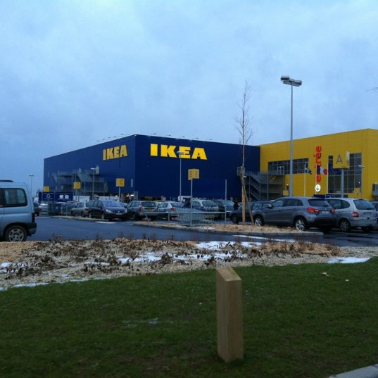 Ikea Fleury Sur Orne нижняя нормандия